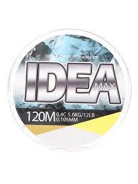 <b>Леска Ryobi PE</b> Idea 8x 0 105mm 120m 130512 - Чижик