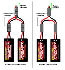 dual motor set up s info and guide the rcsparks studio online so here we can see the difference in wiring for series and parallel when referring to these terms just picture those batteries as motors and you ll get the