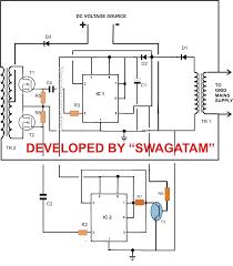 designing a grid tie inverter circuit electronic circuit projects designing a grid tie inverter circuit