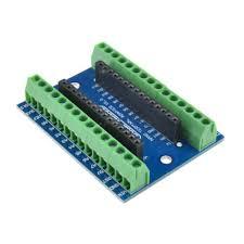 <b>Nano</b> Terminal Adapter Arduino <b>Nano V3</b>.0 AVR <b>ATMEGA328P</b>-AU ...