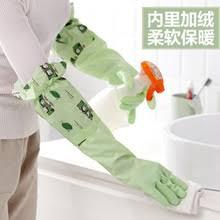 Зимние резиновые <b>перчатки для</b> мытья посуды для дома ...