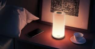 Купить <b>Лампа прикроватная</b> Xiaomi Philips <b>Zhirui</b> Bedside <b>Lamp</b> ...