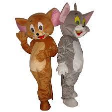 Jerry Mouse&Tom <b>Cat costume</b>/Cartoon Costumes/halloween ...