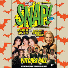 SNAP! Y2K: '90s vs '00s <b>Dance Party</b> – <b>HALLOWEEN</b> WITCHES BALL