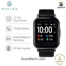 Jual <b>Haylou LS02 1.4 inch</b> TFT Screen Smart Watch Bluetooth ...