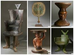 traditional african furniture and decor from hemingway african gallery the manhattan art antique center african decor furniture