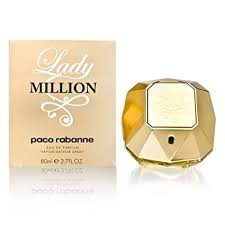 <b>Paco Rabanne Lady</b> Million Eau de Parfum 80ml: Amazon.in: Home ...