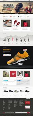17 best images about website ecommerce ui layout reebok one destination published by maan ali introducing moirestudiosjkt a thriving website and graphic design studio