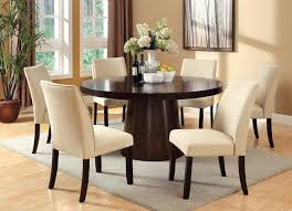 modern wood dining room sets:  ideas about round dining table sets on pinterest  round dining table round dining tables and large round dining table