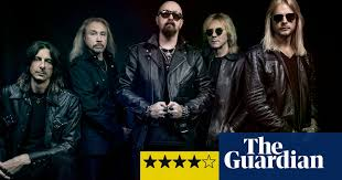 <b>Judas Priest</b>: <b>Firepower</b> review – toned-down riffs never lower the tone