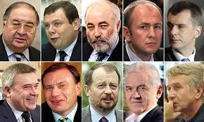 Image result for russian billionaires