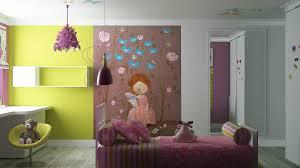 girls room decor ideas painting: cool little girl room paint ideas
