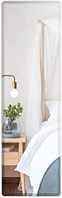 <b>Wall Mirror Tiles</b> of <b>Glass</b>, Full Length Mirror, Flexible <b>Frameless</b> ...