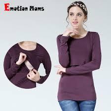 <b>Emotion Moms</b> New <b>Maternity Clothes</b> Nursing Top Breastfeeding ...