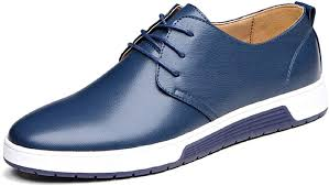 LILY999 <b>Men's Casual Shoes</b> Leather <b>Business</b> Suits <b>Shoes</b> Low ...