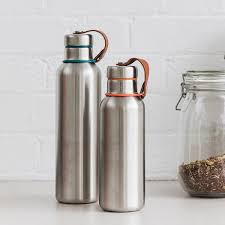 <b>Фляга Black</b>+<b>Blum Water</b> Bottle бирюзовая