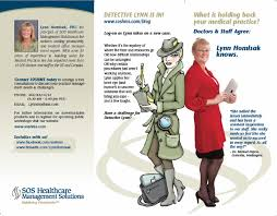 company brochure sos healthcare management solutions company brochure click on images to