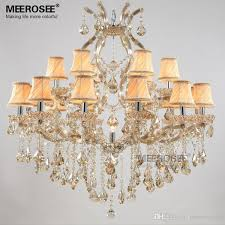 Luxury Crystal Chandelier Light Fixture Maria Theresa Crystal ...