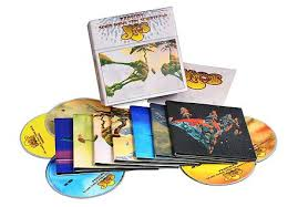 <b>Yes</b>' <b>Progeny</b>: Seven Shows From Seventy-Two - The Audiophile Man