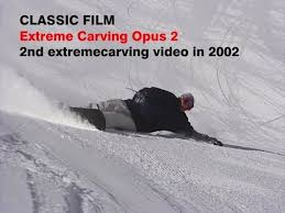 Extreme <b>Carving</b> Opus 2 - High quality - <b>Snowboard carving</b> ...