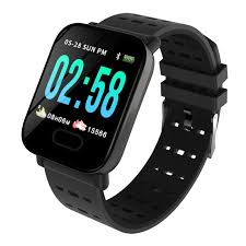 2019 Cheap <b>Smartwatch A6</b> Smart bracelet with Heart rate Monitor ...