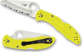 <b>Нож складной</b> SPYDERCO <b>Salt</b> С88SYL2