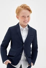 Пиджак для <b>мальчика</b> Concept Club Curvature, цвет: темно ...