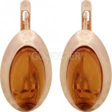 <b>Балтийское Золото Серьги</b> из серебра (малахит, янтарь) - купить ...
