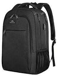 Business Travel Backpack, Matein <b>Laptop Backpack</b> with <b>USB</b>