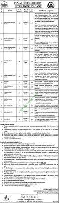 punjab food authority pfa nts jobs application form punjab food authority pfa 2017 nts jobs application form