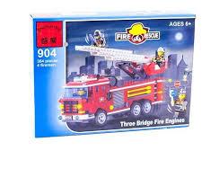<b>Конструктор ENLIGHTEN BRICK</b> серия <b>Пожарные</b> спасатели ...