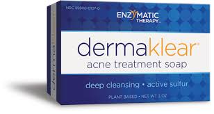<b>Derma Klear</b>® Akne <b>Treatment</b> Soap / 3 oz. bar - Nature's Way®.