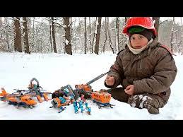 Машинки LEGO DUPLO и станция техобслуживания / Обзоры ...