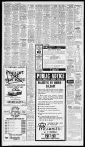 Calgary Herald from Calgary, Alberta, Canada on July 23, 1990 · 44
