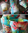 Как оформить цветы в домашних условиях