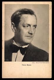 /Ak Schauspieler <b>Hans Moser</b> mit Anzug, Fliege - 228808