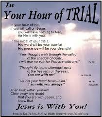 Christian Trials And Tribulations Quotes. QuotesGram via Relatably.com