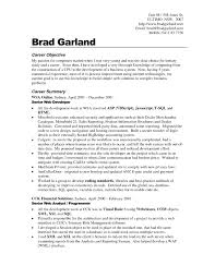 career objective resume samples template job objective resume samples