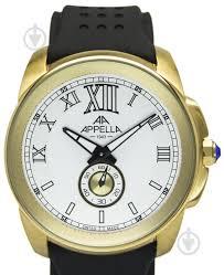 ᐉ Мужские <b>часы Appella</b> AP.<b>4413.01.0.1.01</b> (64962) • Купить в ...