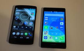 Huawei Ascend P7 vs LG Nexus 5 - YouTube