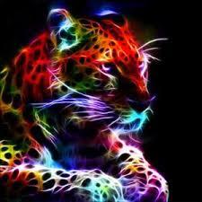 Fancyleo <b>DIY 5D</b> Colorful <b>Leopard</b> Diamond painting Number Kits ...