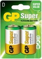 <b>GP</b> Super Alkaline 2xD – купить <b>батарейка</b>, сравнение цен ...