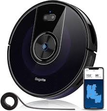 Self-Charging <b>Midea Robot Vacuum Cleaner</b> with 1000Pa Powerful ...