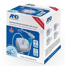 <b>Ингалятор</b> A&D (Эй энд Ди) <b>CN</b>-<b>233</b> компрессорный купить по ...