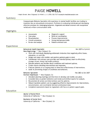 special resume perfect resume generalist specialist manager in detroit mi resume dorine walker professional s resume samples templates specialist resume