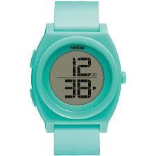 <b>Часы NIXON TIME TELLER</b> DIGI Light Blue, приобрести, цена с ...