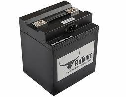 Каталог <b>Литиевый</b> тяговый <b>аккумулятор RuTrike</b> (18650 MnCoNi ...