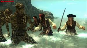 Image result for pirates of the caribbean at world's end pc game screenshots
