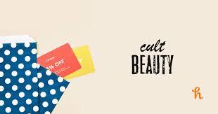 4 Best Cult Beauty Vouchers, Discount Codes - Jun 2021 - Honey