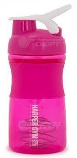 <b>Шейкер Harper Gym Shaker</b> Bottle арт.S19 0,5л с венчиком